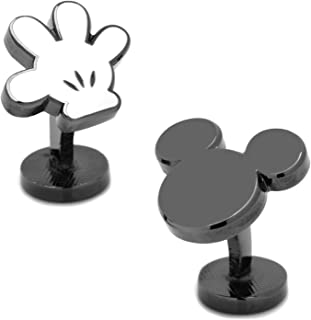 Disney Mickey Mouse Helping Hand Cufflinks, Officially Licensed