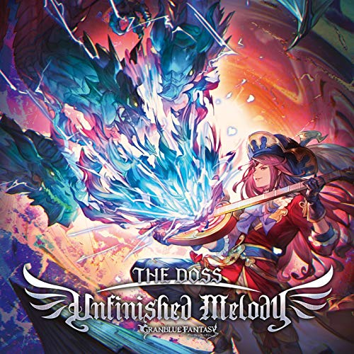[single]Unfinished Melody ~GRANBLUE FANTASY~ – アオイドス(谷山紀章)[FLAC + MP3]
