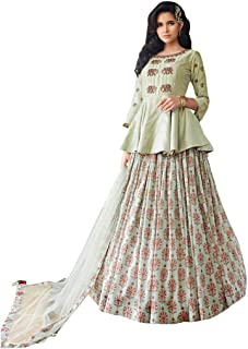 9256 Ready To Wear Indian Palatina Silk Gown Maxi Dress Digital Printed Casual Formal Party Pakistani Women
