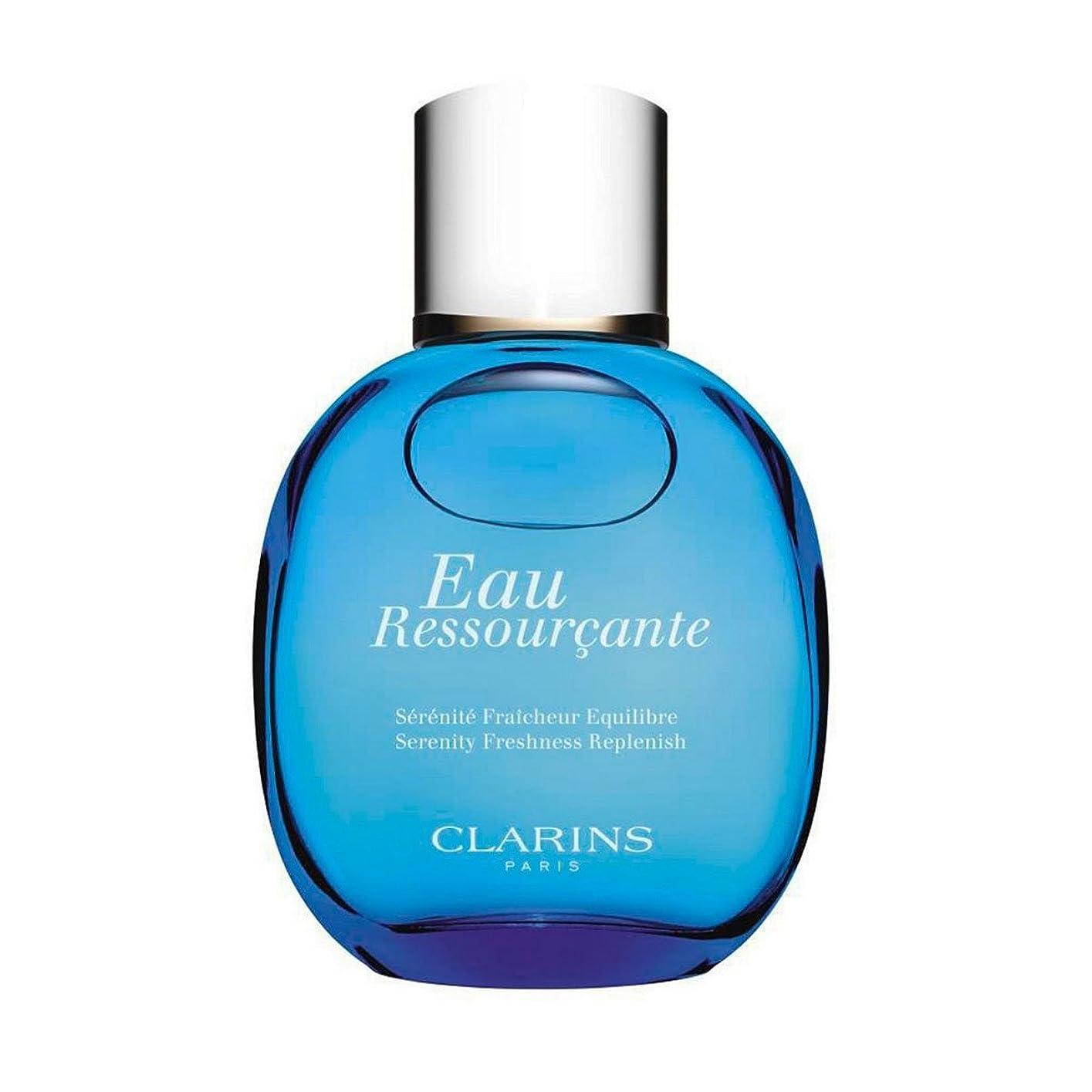 爆発物しなやかな兵隊Clarins Eau Ressour軋nte Treatment Fragrance 100ml [並行輸入品]
