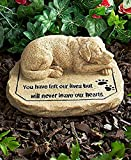 The Lakeside Collection Pet Memorial Stones-Dog