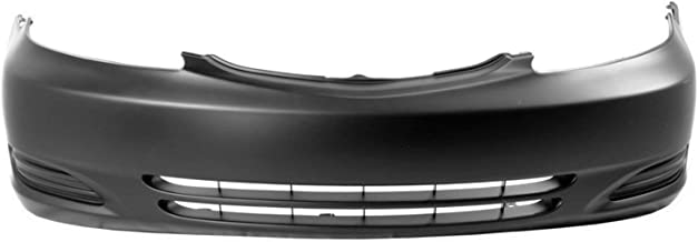 Best 2003 toyota camry bumper replacement cost Reviews