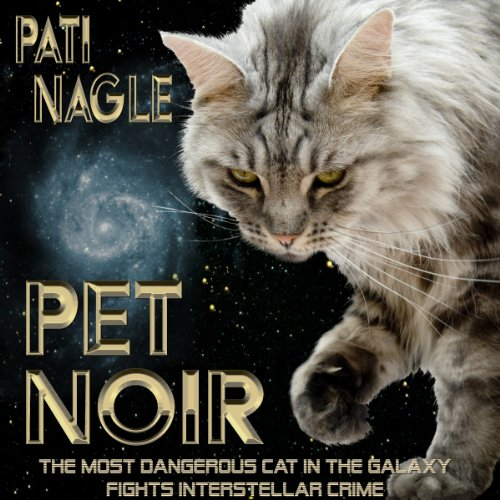 Pet Noir audiobook cover art