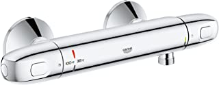 Grohtherm 1000 2-Handle Thermostatic Shower Valve Trim
