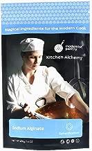 Pure Sodium Alginate (Molecular Gastronomy) ⊘ Non-GMO ☮ Vegan ✡ OU Kosher Certified - 400g/14oz