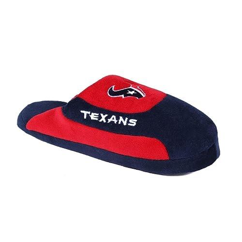 eca702a1 Texans Slippers: Amazon.com