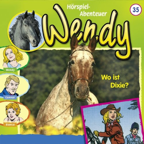 Wo ist Dixie? audiobook cover art