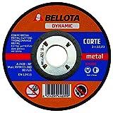 Bellota 50480-115 - DISCO ABR. DYN. C. METAL 115