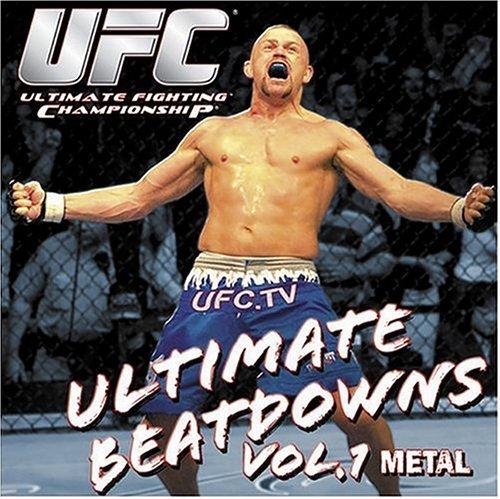 Ufc: Ultimate Beatdowns 1 Meta by Various (2004-08-24)