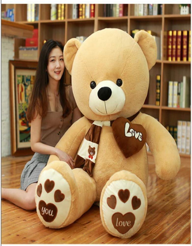 Lamjada Giant Teddy Bear Plush Stuff Japan's largest assortment Factory outlet