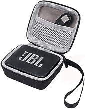 Housse de Voyage en Silicone pour JBL GO 2 Enceinte Portable Bluetooth par GUBEE Bleu