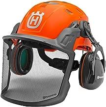 Husqvarna Technical Forest Helmet with Ratchet 588646001