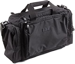 BLACKHAWK! 80SB06BK Enhanced Pro Shooters Bag, Black