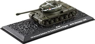 Deagostini 1:72 Diecast Model Tank - IS 2M 104 Armored Battalion 7th Guards Armored Brigade Berlin Germany 1945 Army Tank #47