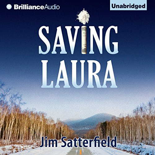 Saving Laura audiobook cover art