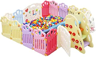 Baby playpen-SYY Including Slide Ladder fence Easy Install Material Safety Private Amusement Park  155 193cm