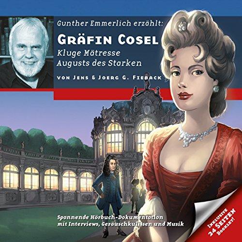 Page de couverture de Gräfin Cosel - Kluge Mätresse Augusts des Starken