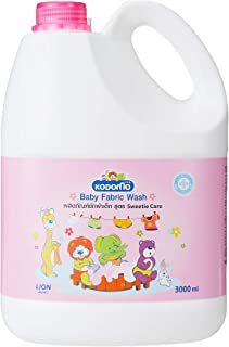 KODOMO Baby Laundry Fabric Sweeties Care, 3000ml