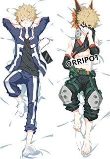 ORRIPOT Yvetel My Hero Academia Boku no Hero Academia Peach Skin 150cm x 50cm (59