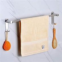 Wieszak na ręczniki wieszaki na ręczniki do łazienki, drążek na ręczniki wieszak na ręczniki podwójny wieszak na ręczniki,...