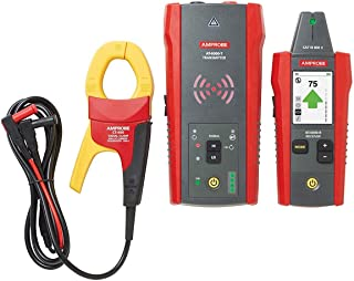 Amprobe AT-6030 Advanced Wire Tracer with 8 Sensitivity Modes, Signal Clamp