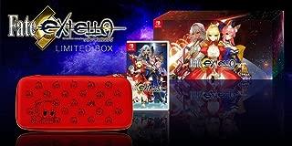 Fate / EXTELLA LIMITED BOX Japan version (Multi-Language) [Switch] [Nintendo Switch]