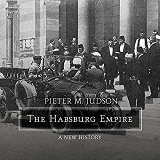 The Habsburg Empire cover art