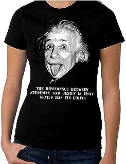 Women's Albert Einstein Quote T-Shirt