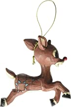 Rudolph Traditions by Jim Shore RRNJS H/O Rudolph Flying Hanging Ornament