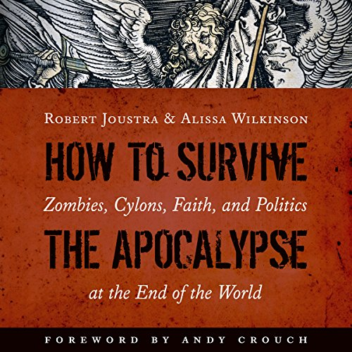 How to Survive the Apocalypse audiobook cover art