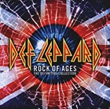 Rock of Ages: The Definitive Collection by Def Leppard (2005) Audio CD (1212-05-04)