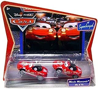 Cars Movie Moments: Mia & Tia