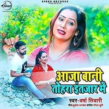 Aaja Bani Tohara Intzaar Me - Single