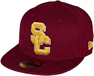 usc fitted cap