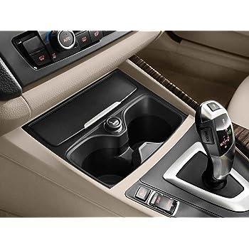 Festnight Posteriore Consolle Centrale Posacenere per Auto 51169206347 Adatta per BMW 5 Serie F10 F11 F18