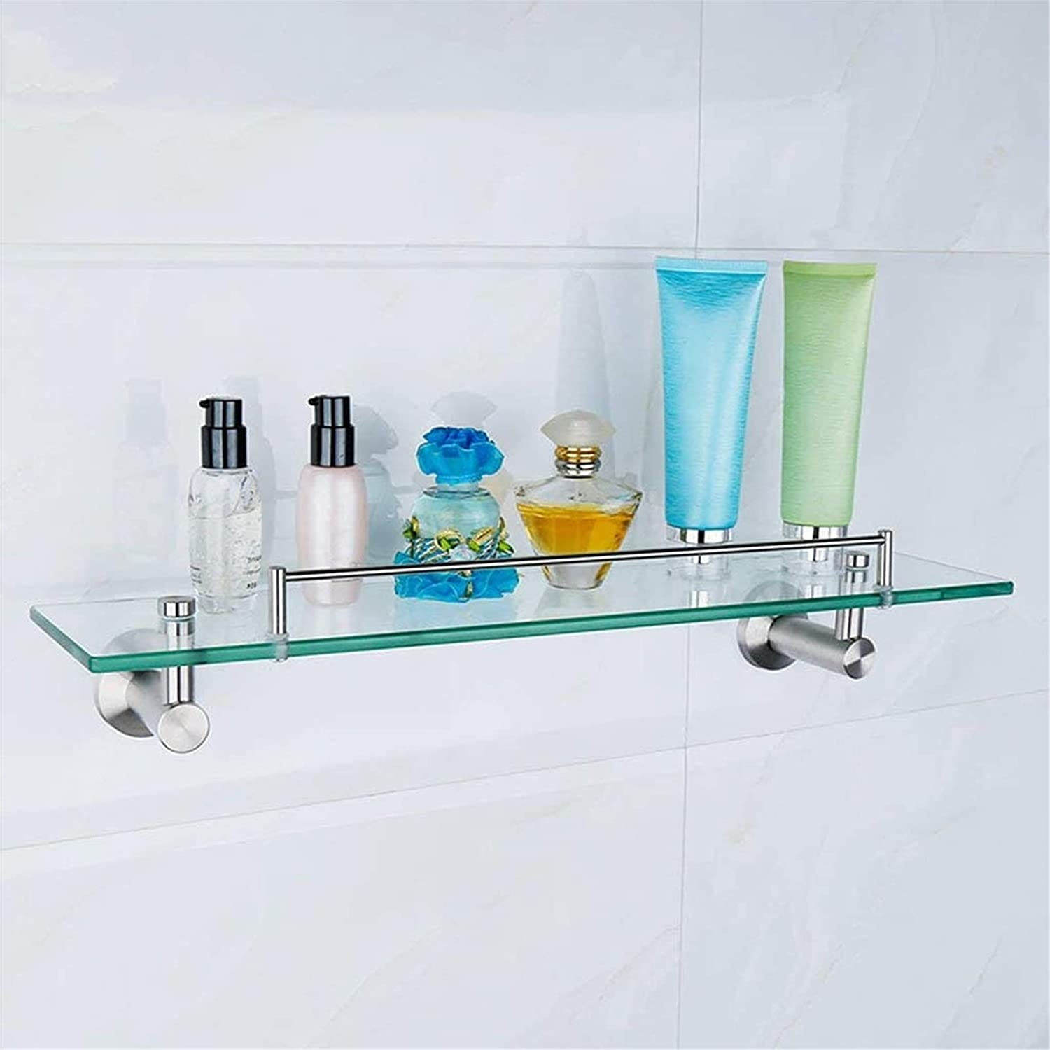 Shower Shelves Tempered Glass Shelf quality assurance Bathroom with Ranking TOP5 8mm Thic