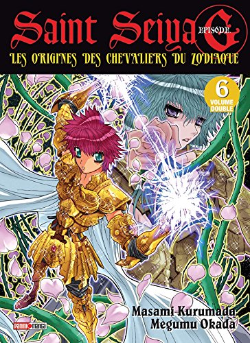 SAINT SEIYA EPISODE G T06 ED DOUBLE
