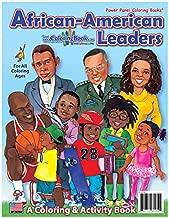 African American Leaders Coloring Book (8.5x11)