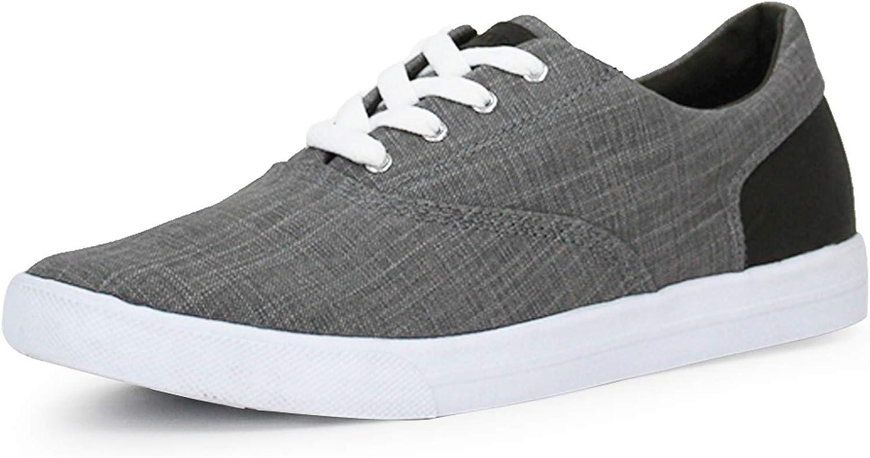 Burnetie Men's Grey CVO Sneaker