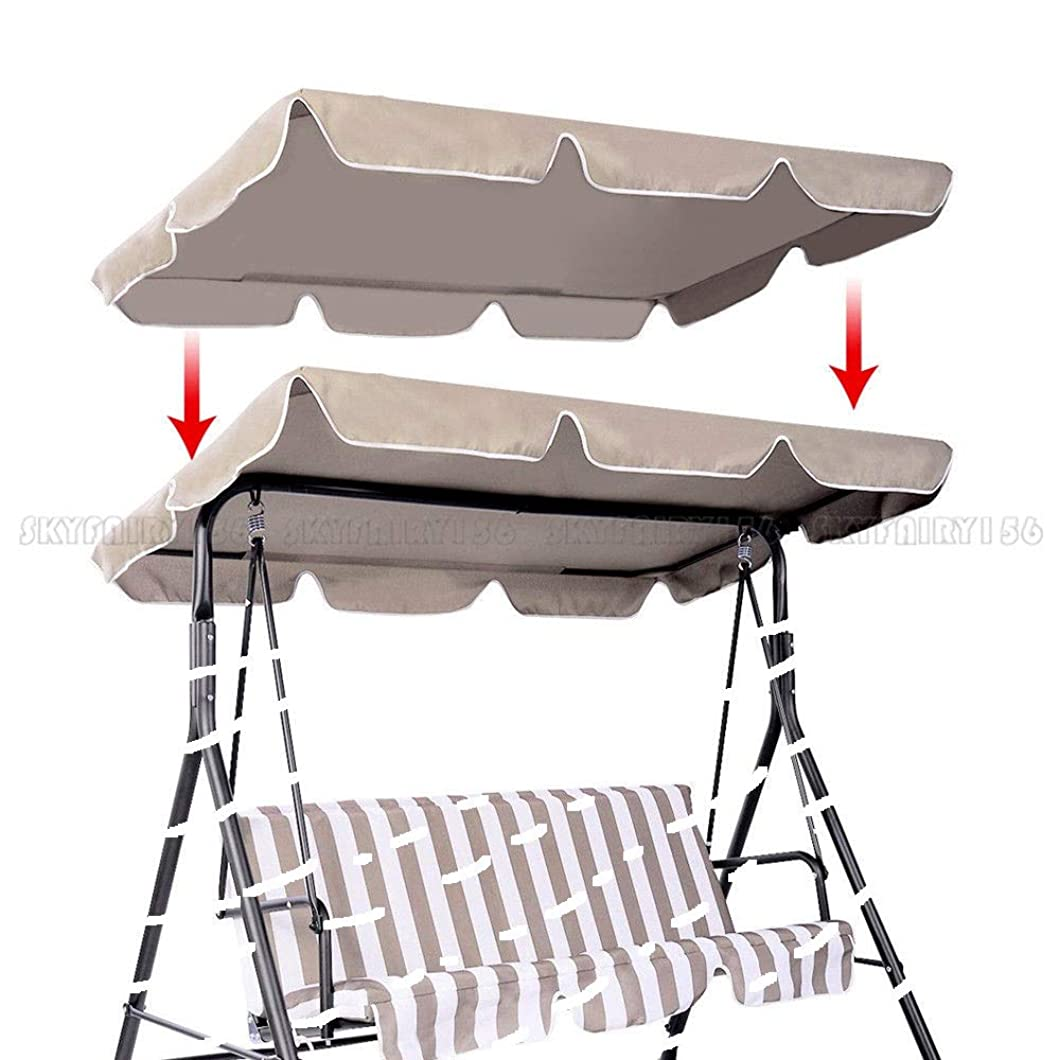 Thaisan7, Swing Top Seat Cover Canopy Replacement Porch Patio Outdoor, 66