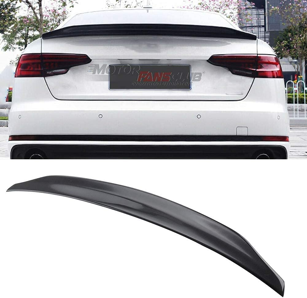 MotorFansClub Rear Columbus Selling rankings Mall Spoiler Fit for Compatible with Series 2 BMW