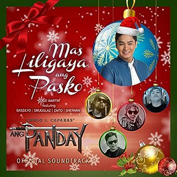 """Mas Liligaya Ang Pasko (feat. Bassilyo, Smugglaz, Zaito, Shernan) [From """"Ang Panday""""]"""