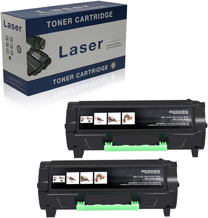 Compatible Toner Cartridges Replacement for Pantum TL-550H TL-550 for Use with Pantum P5500DN M7650DN Printer,(Black-10000 Pages),2 Pack