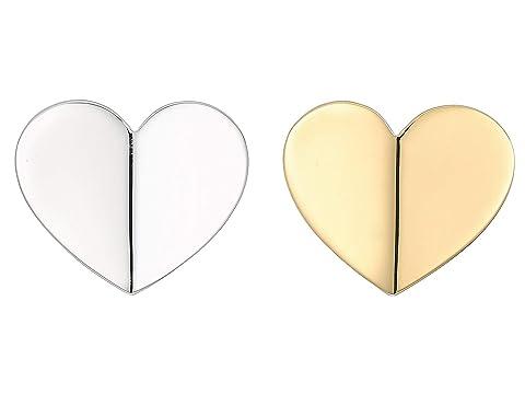 Kate Spade New York Heritage Spade Heart Statement Studs Earrings