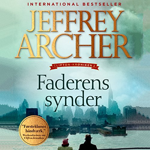 Faderens synder cover art