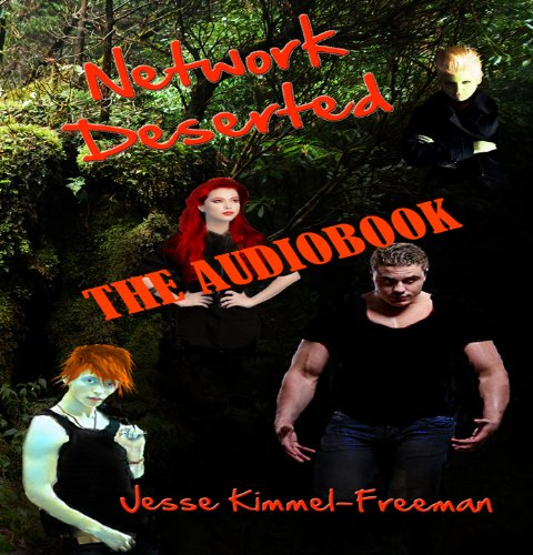 Network Deserted audiobook cover art