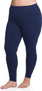 Rainbeau Curves Women's Plus Size Curve Basix Sport Tight