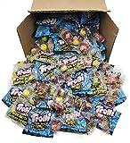 Trolli Candy Sour Gummies Mini Treat Packs - Trolli Sour Brite Crawlers, Trolli Sour Gummi Crunchers, Trolli Sour Brite Gummi Beans - Perfect Halloween Candy Bulk - 2 Lb. Sour Candy Bag