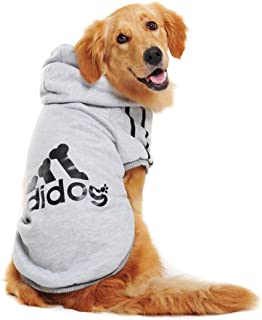 Amazon.it: felpa cane adidog Felpe con cappuccio