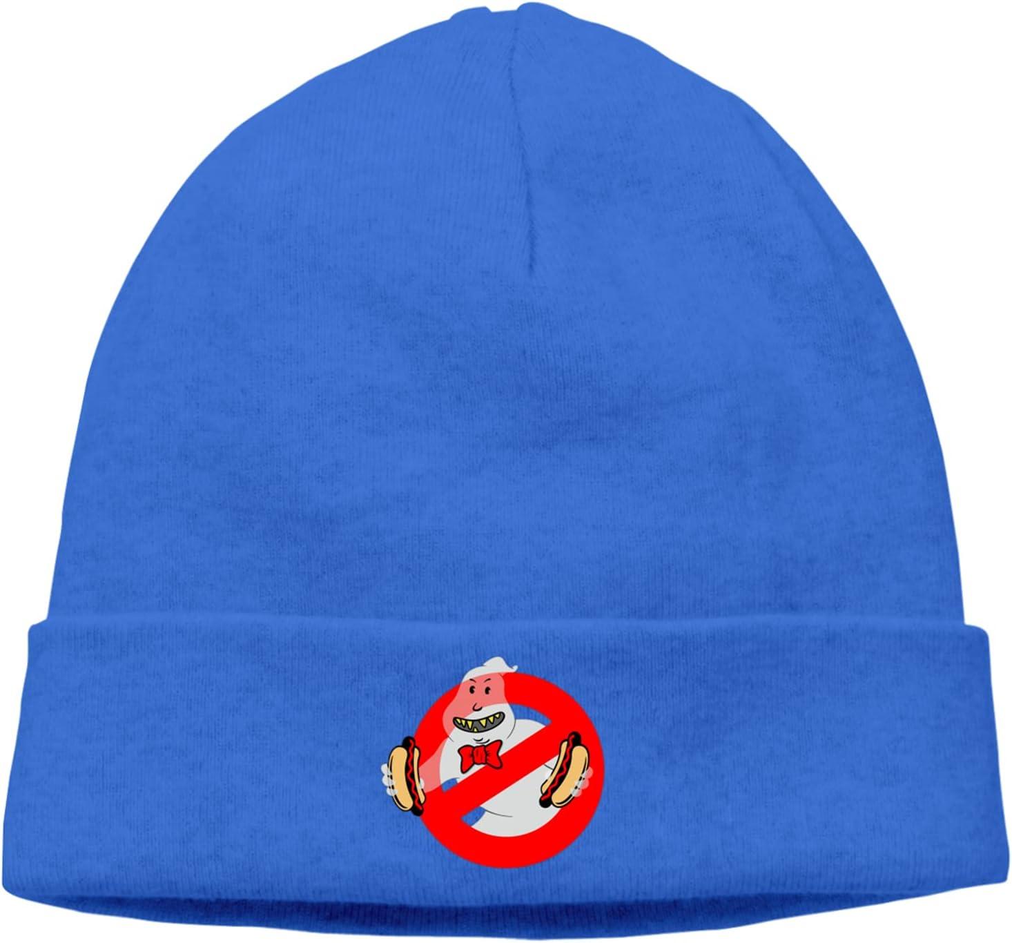 MoonStarDayUp Geek Ghostbusters Thin Knit Regular dealer Women Men San Francisco Mall Hats Beanies